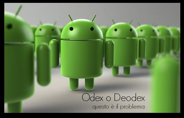 ODEX o DEODEX