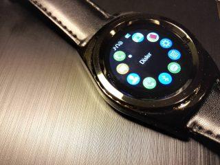 Menù cicolare - Smartwatch NO.1 S5