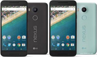 smartphone Android LG Nexus 5X