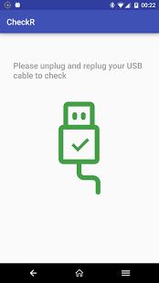 CheckR - TEST CAVO USB TYPE C