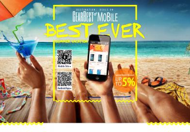 Gearbest: parte il Summer Flash Sale con prodotti Xiaomi e Intel in offerta